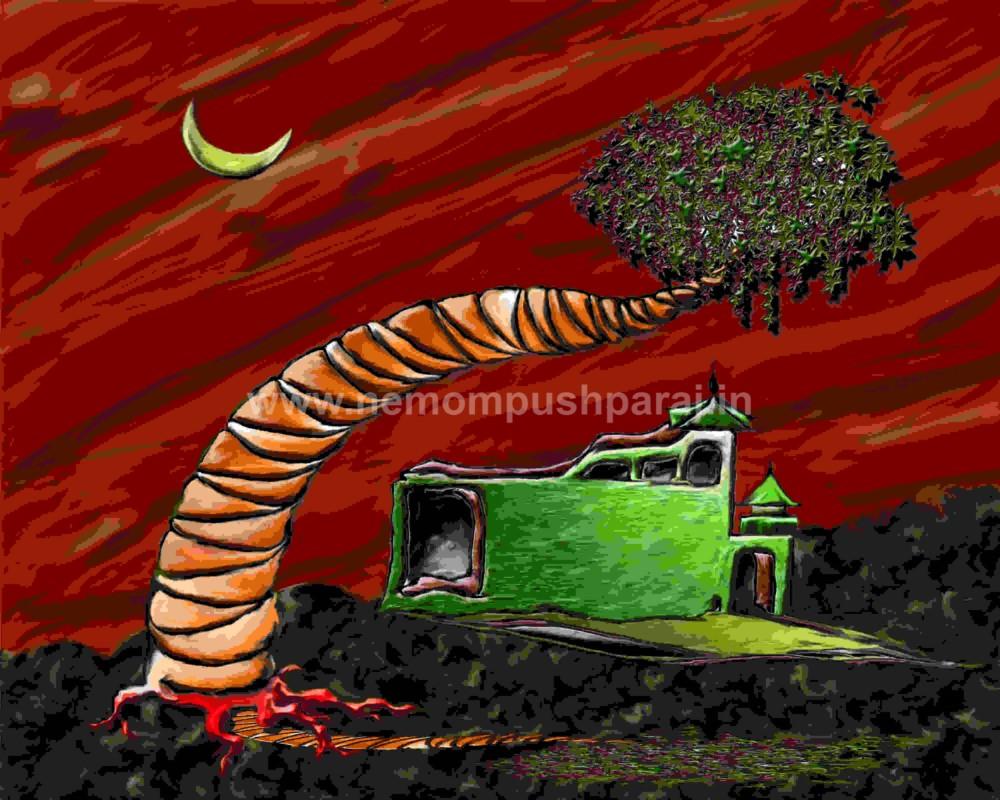 Moon Beam, നിലാവ്