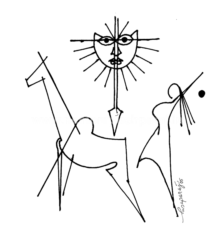 Sketches, രേഖാചിത്രങ്ങള് 5
