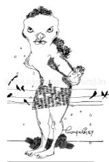 Sketches, രേഖാചിത്രങ്ങള് 6