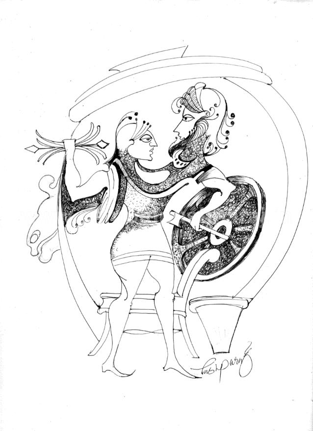 Sketches, രേഖാചിത്രങ്ങള് 29