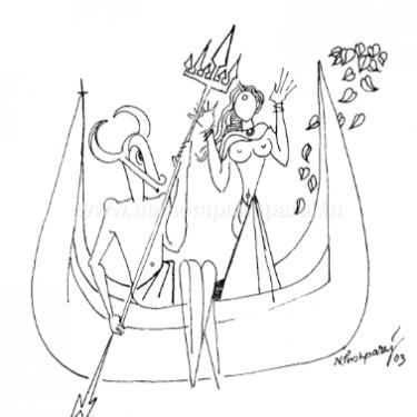 Sketches, രേഖാചിത്രങ്ങള് 4