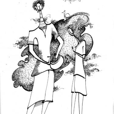 Sketches, രേഖാചിത്രങ്ങള് 28